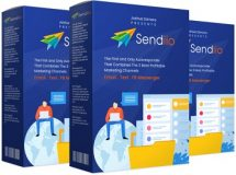 Sendiio 2.0 Agency – Auto Responder – Text, Email, Facebook Messenger