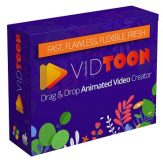 VidToon Commercial – Animation Video Software